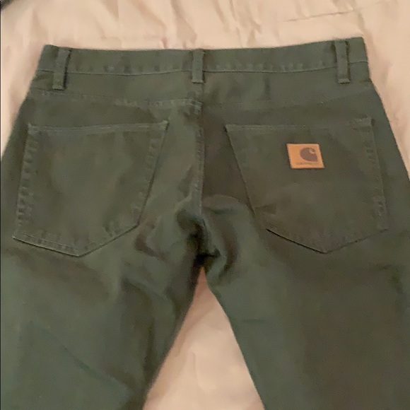 Carhartt Pants - Carhartt Oakland Pant Olive Green Size 32x32